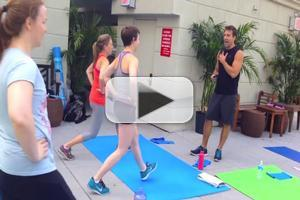 STAGE TUBE: Michael Buckley Launches Second DreamBody Rooftop FitCamp in NYC, 8/11-15