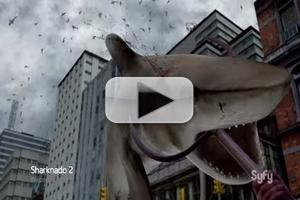 VIDEO: Be Prepared! Syfy's SHARKNADO 2 Premieres Tonight!