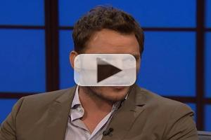 VIDEO: Chris Pratt Talks 'Guardians of the Galaxy' & More on LATE NIGHT