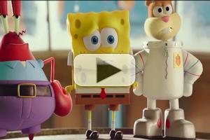 VIDEO: First Look - THE SPONGEBOB MOVIE: SPONGE OUT OF WATER