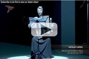 VIDEO: Fashion Week Natalie Capell Barcelona Fashion week Spring Summer 2014