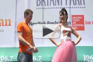 BWW TV: A GENTLEMAN'S GUIDE TO LOVE AND MURDER Visits Bryant Park!