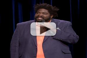 VIDEO: Comic Ron Funches Talks Summertime in NY & More on TONIGHT SHOW