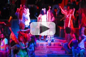 STAGE TUBE: First Clips of HAIR at the Hollywood Bowl!