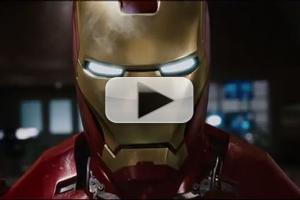 STAGE TUBE: Marvel Releases Retrospective Clip Featuring AVENGERS Teaser