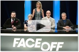 VIDEO: Sneak Peeks - Syfy's FACE OFF, WIL WHEATON PROJECT