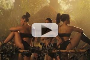 Nicki Minaj Shares First Listen & Sneak Peek of New Single 'Anaconda'!