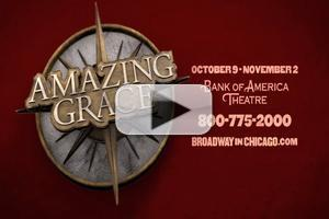 First Promotional Spot For New Musical AMAZING GRACE