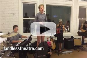 STAGE TUBE: Sneak Peek at Rehearsals for 'Prog Metal' SWEENEY TODD at Landless Theater