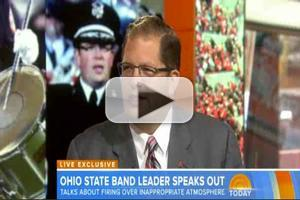 STAGE TUBE: Former OSU Band Director, Jon Waters, Speaks Out on TODAY Show - Talks of Inaccuracies, One-Sidedness and More