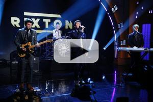 VIDEO: Rixton Performs New Single 'Wait On Me' on LATE NIGHT