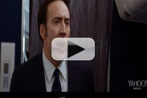 VIDEO: First Look - Nicholas Cage in Action Adventure LEFT BEHIND