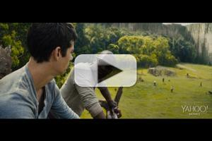 VIDEO: New Clip from THE MAZE RUNNER