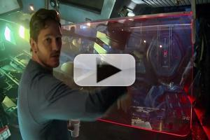 VIDEO: Learn about the Milano with Chris Pratt in New GUARDIANS OF THE GALAXY Featurette