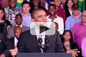 VIDEO: President Obama 'Sings' Iggy Azalea's 'Fancy'