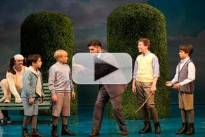 Jeremy Jordan & Laura Michelle Kelly Talk FINDING NEVERLAND