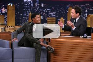 VIDEO: Nick Cannon Talks 'America's Got Talent' & More on TONIGHT SHOW