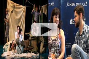 BWW TV Exclusive: Believe! Watch Extended Show Footage from FINDING NEVERLAND at the A.R.T., Plus an Interview with Jeremy Jordan & Laura Michelle Kelly!