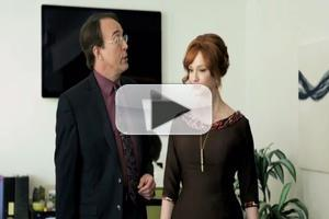 VIDEO: Christina Hendricks Is a Modern Office Worker in All New FUNNY OR DIE Video