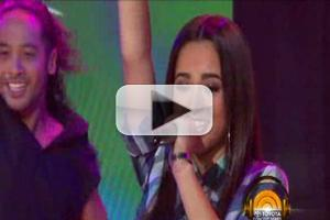 VIDEO: Becky G Performs Hit Single 'Shower' on TODAY