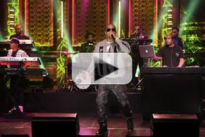 VIDEO: T.I. Performs 'Mediocre/About the Money' on TONIGHT SHOW