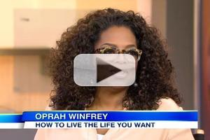 VIDEO: Oprah Talks 'The Life You Want' Arena Tour on GMA