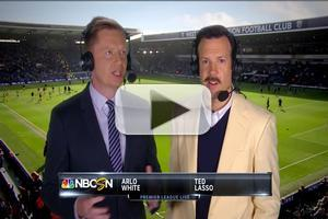 VIDEO: Jason Sudeikis Returns as Football Coach Ted Lasso in New Short Debuting Today