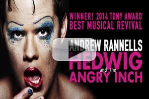 STAGE TUBE: Watch Just-Released HEDWIG AND THE ANGRY INCH TV Spot with Andrew Rannells!