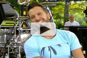 VIDEO: Country Superstar Luke Bryan Answers Fan Questions on GMA