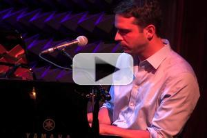 STAGE TUBE: Scott Alan Performs 'Blessing' from Album 'KEYS'