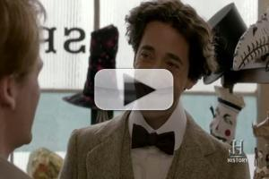 VIDEO: New Trailer for History's HOUDINI Miniseries, Starring Adrien Brody