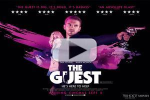 VIDEO: First Look - New Poster & International Trailer for Dan Steven's Thriller THE GUEST