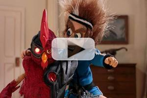 VIDEO: Sneak Peek - Season Finale of Adult Swim's ROBOT CHICKEN