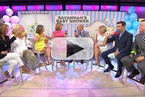 VIDEO: TODAY's Savannah Guthrie Begins Maternity Leave with Big Send-Off