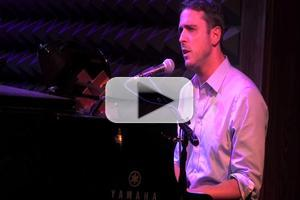 STAGE TUBE: Highlights from BROADWAY GETS GLAAD at Joe's Pub - Scott Alan, Natalie Weiss and More!