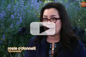 VIDEO: Guest Star Rosie O'Donnell Talks Summer Finale of THE FOSTERS