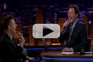 VIDEO: Chris Hardwick & Jimmy Duet on Seger Classic on TONIGHT SHOW