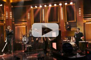 VIDEO: OneRepublic Performs New Single 'Love Runs Out' on TONIGHT SHOW