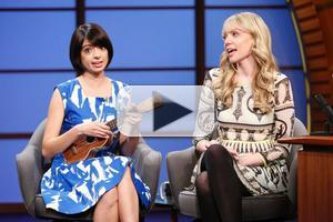 VIDEO: Comedy Folk Duo Garfunkel and Oates Visit LATE NIGHT