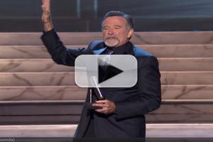 VIDEO: Comedy Central Pays Tribute to Robin Williams