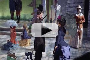 STAGE TUBE: First Look at Highlights of Signature Theatre's SUNDAY IN THE PARK WITH GEORGE - Claybourne Elder, Brynn O'Malley & More!