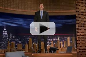 VIDEO: Jimmy Fallon Reenacts Robin Williams Routines in Heartfelt Tribute