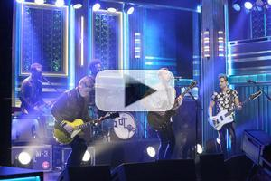 VIDEO: Kings of Leon Perform 'Family Tree' on TONIGHT SHOW