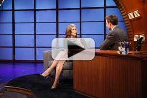VIDEO: Meredith Vieira Talk New Talk Show on LATE NIGHT