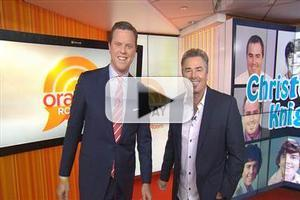 VIDEO: Christopher Knight Reveals 'Brady Bunch' Reunion on TODAY