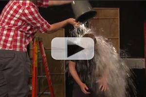 VIDEO: CONAN Takes The ALS Ice Bucket Challenge