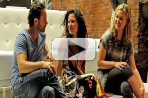 BWW TV Exclusive: Inside PHOENIX's Post-Show Talkback with Julia Stiles, James Wirt & Jennifer Delia