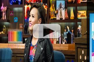 VIDEO: Demi Lovato Talks Britney Spears, Unfollowing Selena Gomez on Twitter & More