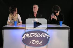 VIDEO: VH1's THE LINDA PERRY PROJECT Spoofs American Idol