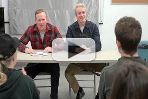 BWW TV Exclusive: Watch Episode 2 of COVERS Webseries from CHICAGO's Jason Patrick Sands and Brian O'Brien!